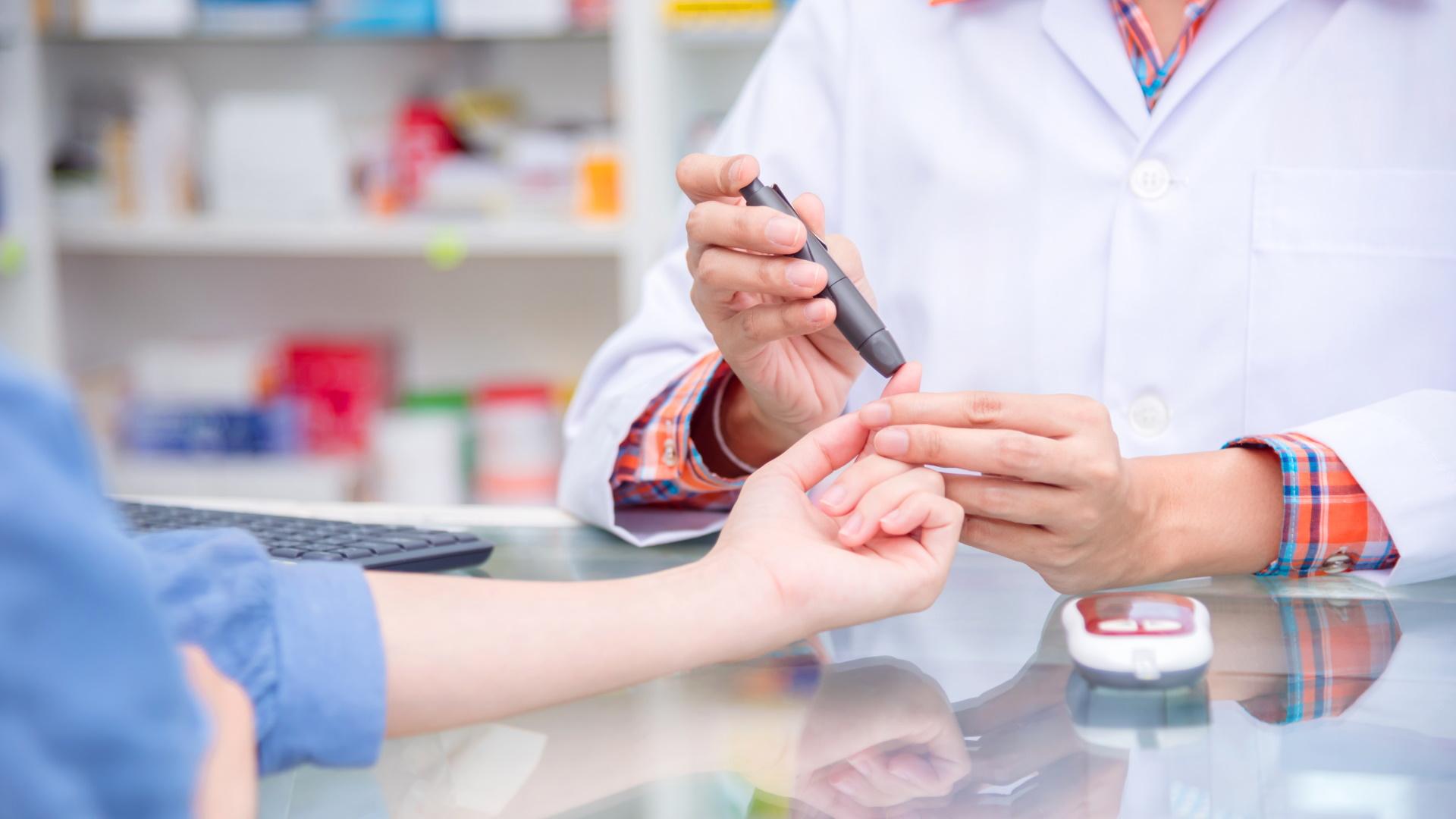 Vignette de la formation : Classe virtuelle - L'accompagnement du patient diabétique par le pharmacien d'officine